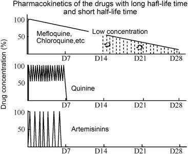 Artemisinin and Derivatives: Pharmacodynamics, Toxicology