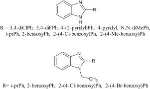 benzimidazole anthelmintic agents