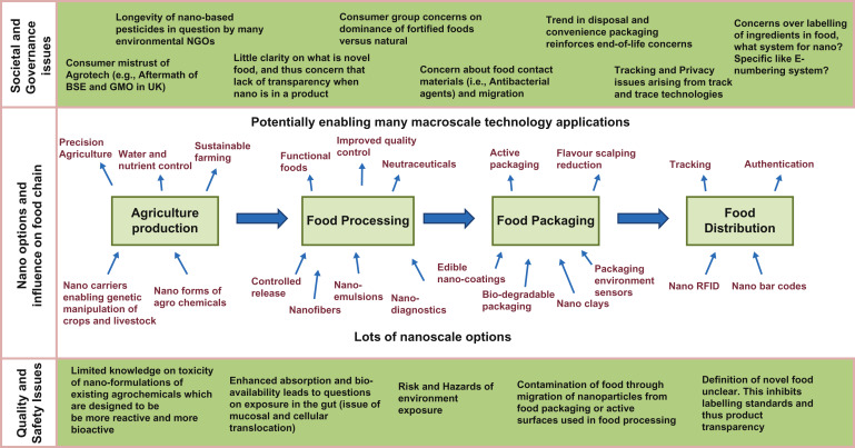 Novel Approaches of Nanotechnology in Agro and Food