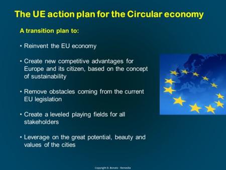 Urban Circular Economy: The New Frontier for European Cities