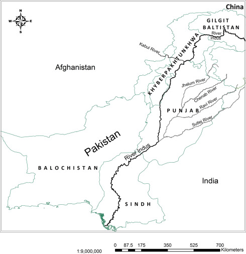 Indus Delta On Map on new guinea on map, yellow sea on map, andaman sea on map, sumatra on map, persian gulf on map, the alps on map, ganges on map,