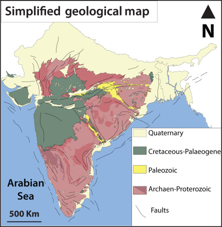 Indian Subcontinent - an overview | ScienceDirect Topics