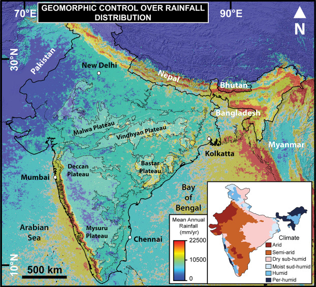 Interlinking of Rivers as a Strategy to Mitigate Coeval