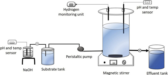 Biohydrogen Production From Industrial Wastewater