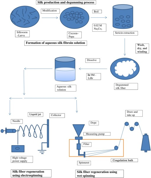 Silk fiber composites in biomedical applications - ScienceDirect