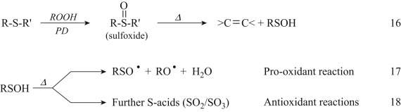Sulfur Compound - an overview | ScienceDirect Topics