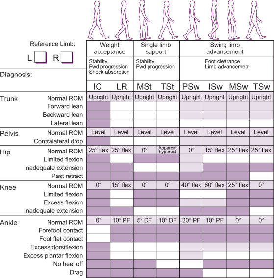 Gait Analysis - an overview | ScienceDirect Topics