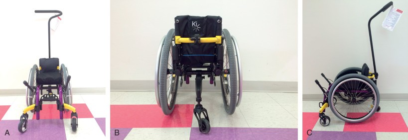 Manual Wheelchair - an overview | ScienceDirect Topics
