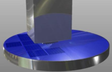 Nanoimprint lithography and transdermal drug-delivery