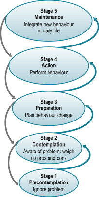 Image result for the stages of change