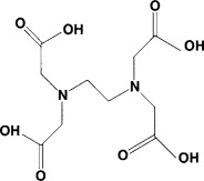 Ethylenediaminetetraacetic Acid - an overview