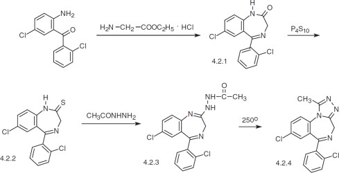 Triazolam - an overview | ScienceDirect Topics