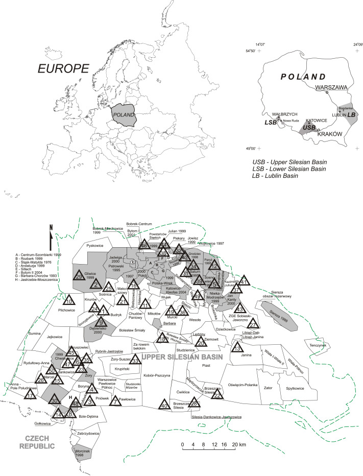 Coal Mining And Combustion In The Coal Waste Dumps Of Poland