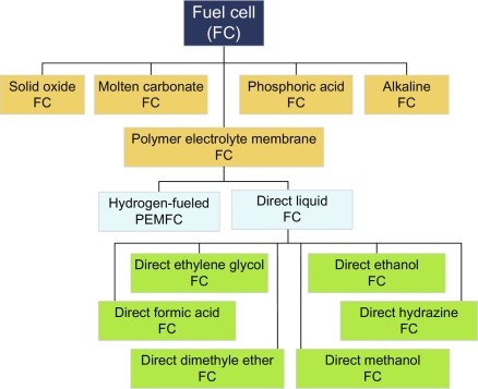 Direct Methanol Fuel Cell Sciencedirect