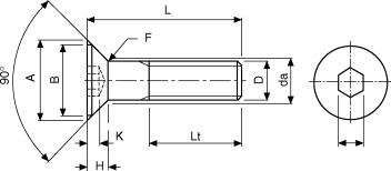 Countersunk Hole - an overview | ScienceDirect Topics