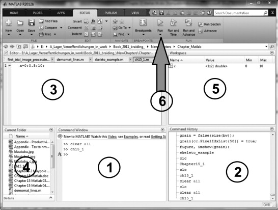 Using MATLAB® for calculations in braiding - ScienceDirect