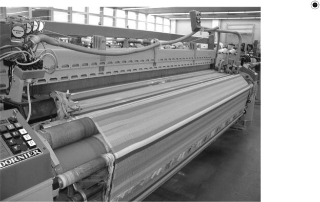 Weaving Process - an overview | ScienceDirect Topics