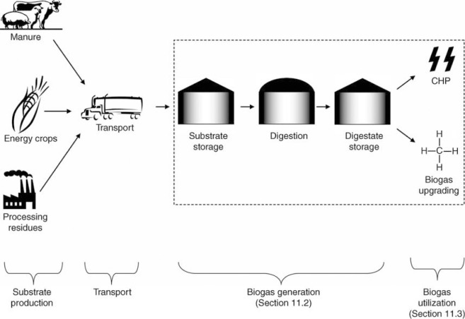 Methane emissions in biogas production - ScienceDirect