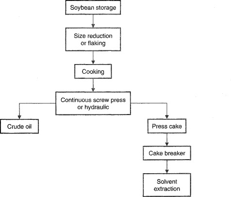 Overview Of Modern Soybean Processing And Links Between Processes