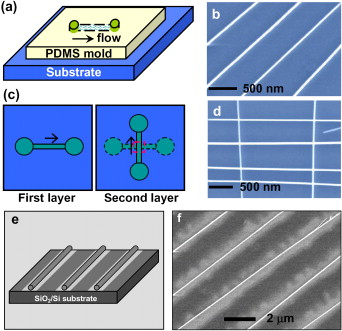 Chemically Synthesized Semiconductor Nanowires for High-Performance