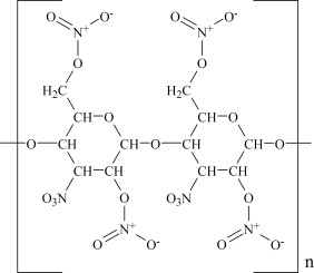 sign in to download full-size image  figure 14 4  structure of  nitrocellulose