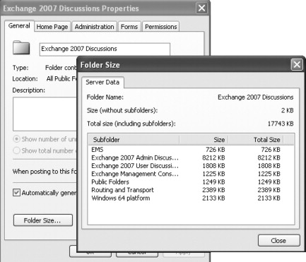 Public Folder Database - an overview | ScienceDirect Topics