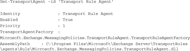 Transport Rule - an overview | ScienceDirect Topics
