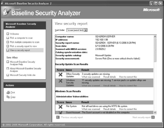 Security Baseline - an overview | ScienceDirect Topics