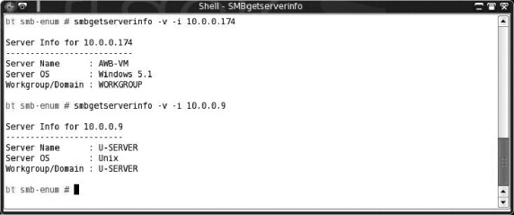 Enumeration and Scanning with Netcat and Nmap - ScienceDirect