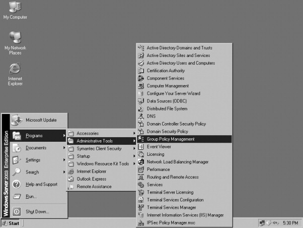 Group Policy Tab - an overview | ScienceDirect Topics