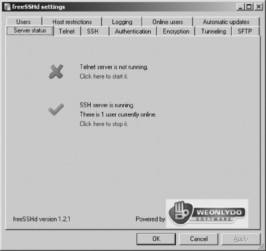 SSH on Windows - ScienceDirect