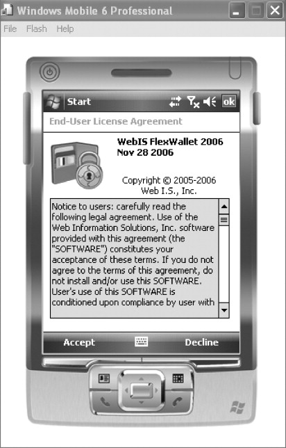 windows mobile 2003 emulator for android