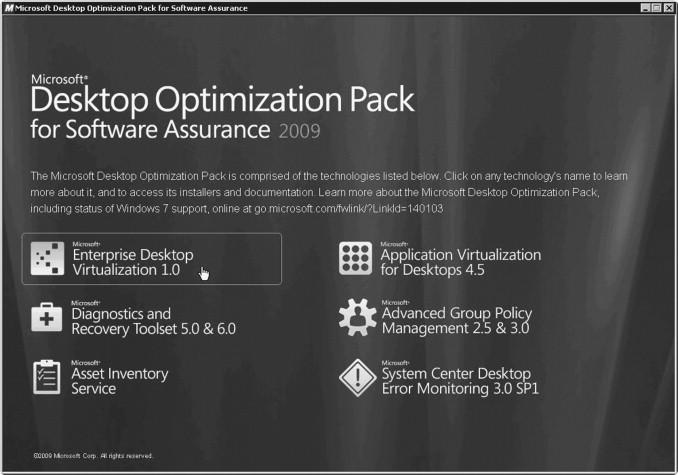 Desktop Deployment - an overview