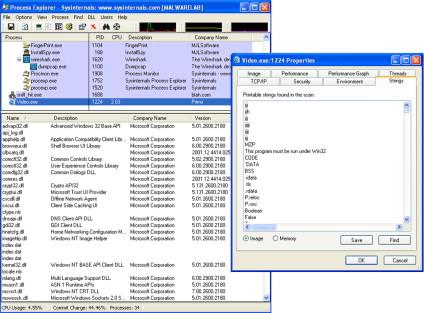 process explorer free download windows xp