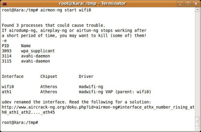 Aircrack-Ng - an overview | ScienceDirect Topics