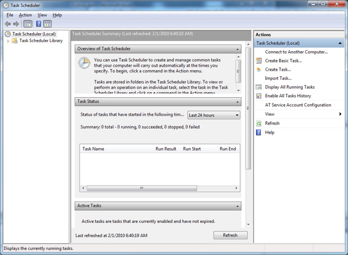 System Restore Point - an overview | ScienceDirect Topics