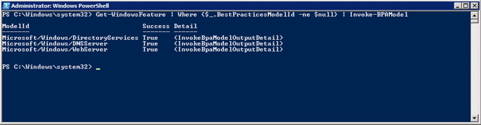 Powershell Cmdlets - an overview | ScienceDirect Topics