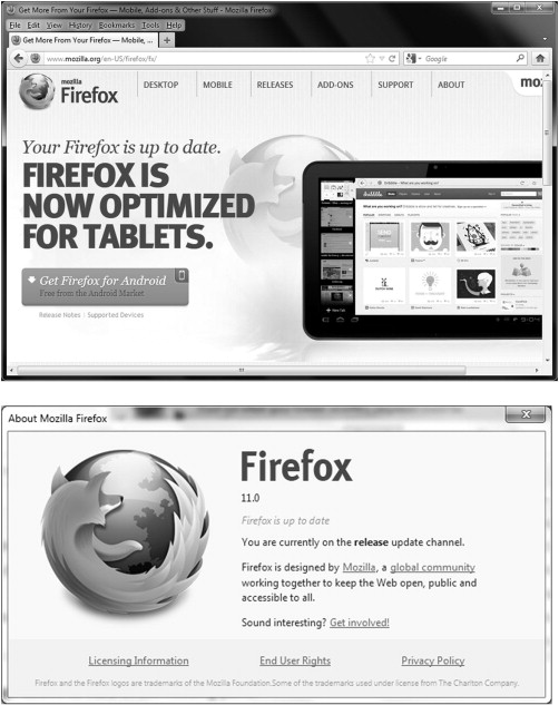Mozilla Firefox - an overview | ScienceDirect Topics