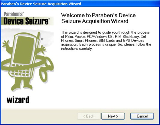 Paraben Device Seizure - an overview   ScienceDirect Topics