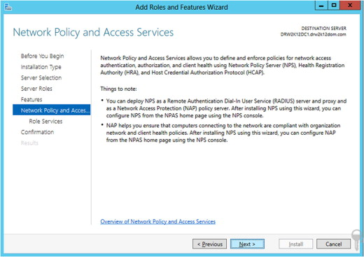 Network Policy Server - an overview   ScienceDirect Topics