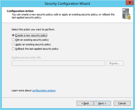 Security Configuration - an overview | ScienceDirect Topics