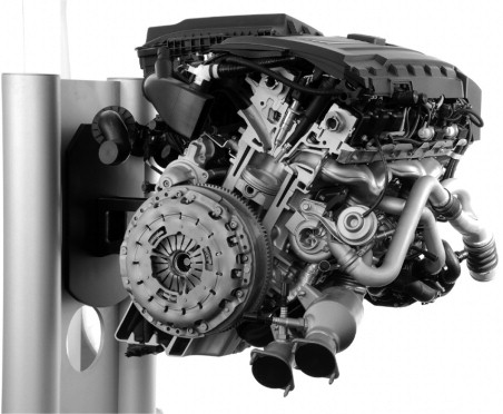 The turbocharged direct injection spark-ignition engine