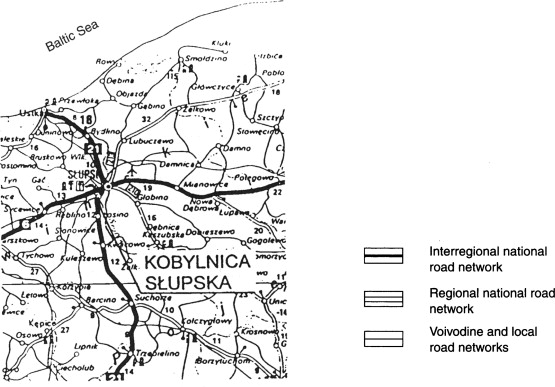 Road Network - an overview | ScienceDirect Topics