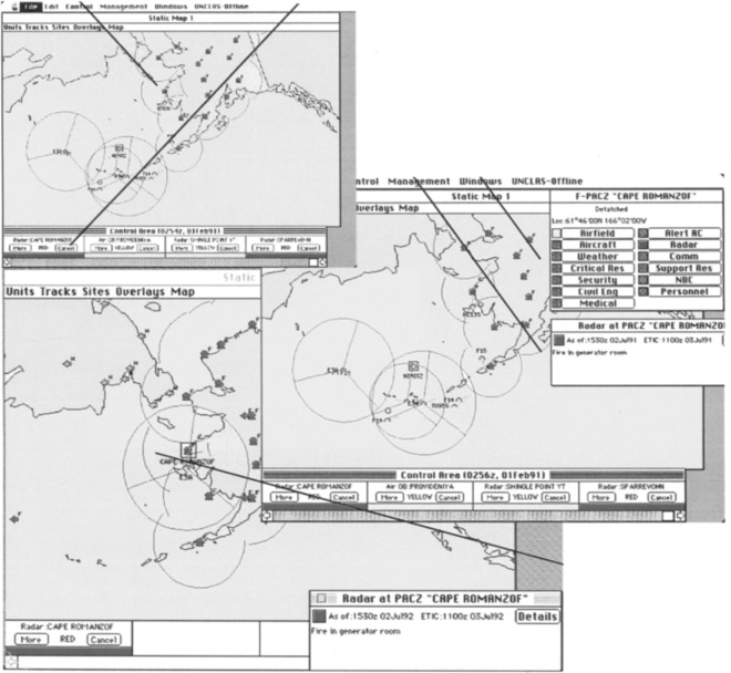 The Command Tactical Information System: Military Software for Macro