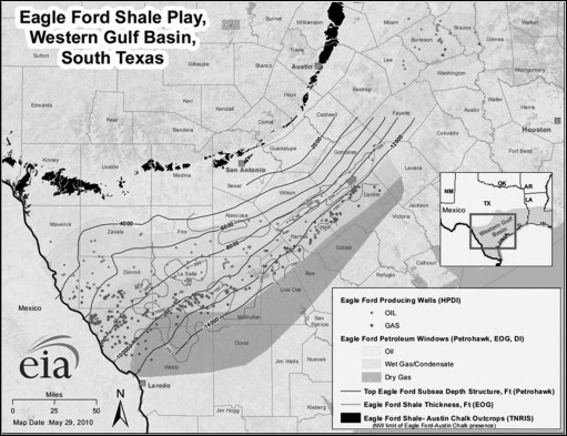 Eagle Ford Shale - an overview | ScienceDirect Topics