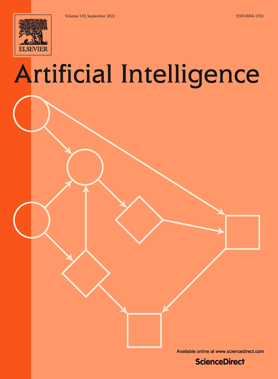Cover image Artificial Intelligence