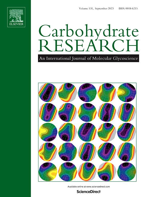 SPR - Carbohydrate Chemistry