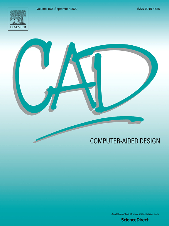 Computer Aided Design Journal Elsevier