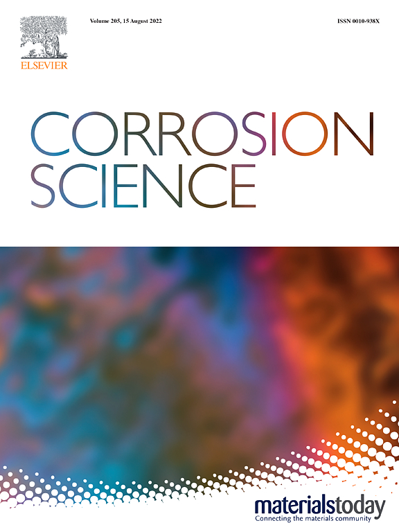 Corrosion Science Journal Elsevier