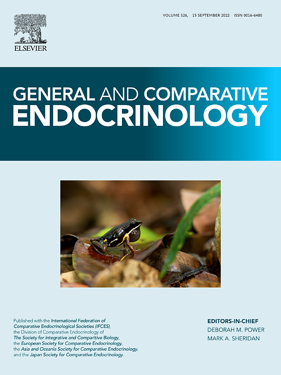 General and Comparative Endocrinology | Journal